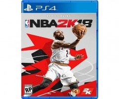 PS4 ŽAIDIMAS NBA2K18