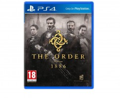 PS4 ŽAIDIMAS THE ORDER 1886