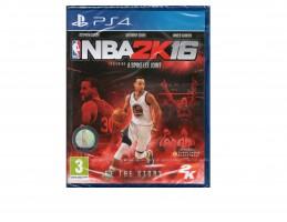 PS4 ŽAIDIMAS NBA2K16
