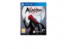 PS4 ŽAIDIMAS Aragami