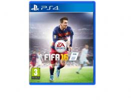 PS4 ŽAIDIMAS FIFA 16