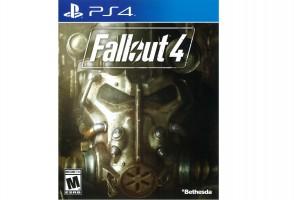 PS4 žaidimas Fallout 4