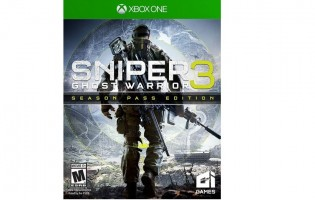 XBOX ONE žaidimas Sniper 3 ghost warrior