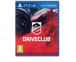 PS4 žaidimas DRIVER CLUB