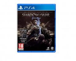 PS4 ŽAIDIMAS MIDDLE EARTH SHADOW OF WAR