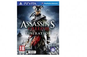 PS Vita Assassins Creed III Liberation