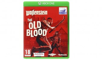 XBOX ONE ŽAIDIMAS Wolfenstein The Old Blood