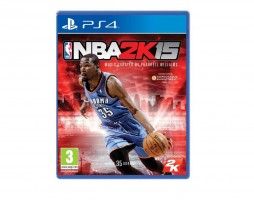 PS4 žaidimas NBA2K15