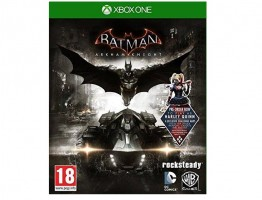 Xbox one žaidimas Batman arkham knight