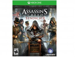 Xbox One žaidimas Assasins creed syndicate