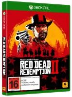 XBOX ONE ŽAIDIMAS RED DEAD REDEMPTION 2 NAUJAS