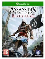 Xbox One žaodimas ASSASSINS CREED BLACK FLAG