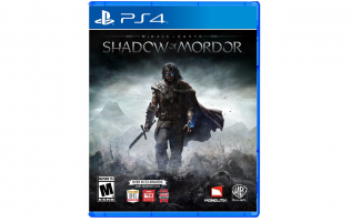PS4 ŽAIDIMAS SHADOW OF MORDOR