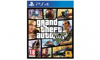 PS4 ŽAIDIMAS GTA5