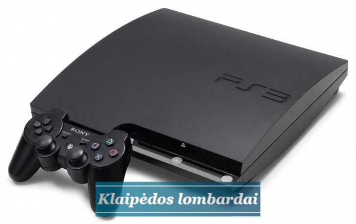 Atrištas Playstation 3 Slim 500gb