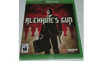 XBOX ONE ALEKINES GUN