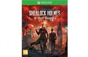 XBOX ONE Sherlock Holmes The Devil's Daughter