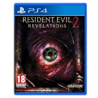 PS4 žaidimas Resident Evil Revelations 2