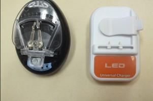 Universalus įkrovikliai krauti baterijas