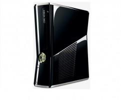 Atrištas Microsoft Xbox 360 Slim 120gb.