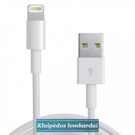 Originalūs iPhone USB laidas (kabelis)
