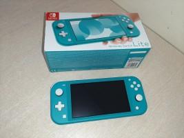 Nintendo Switch Lite Melynas su Deže