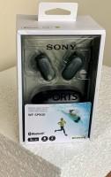Naujos Sony WF-SP900 ausinės