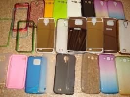 Silikoniniai dėklai Samsung Galaxy Telefonams