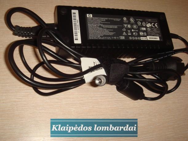Originalus HP Ikroviklis 19,0v 7,1a 135w