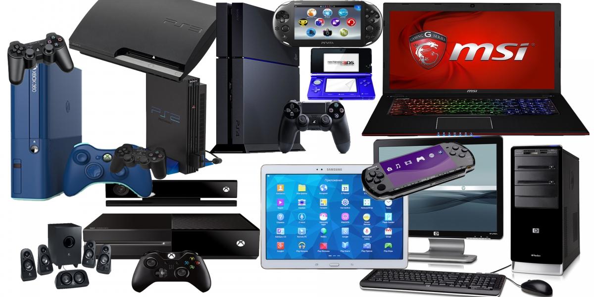 Priimame stalinius, planšetinius, nešiojamus kompiuterius, žaidimų konsoles ir jų priedus...