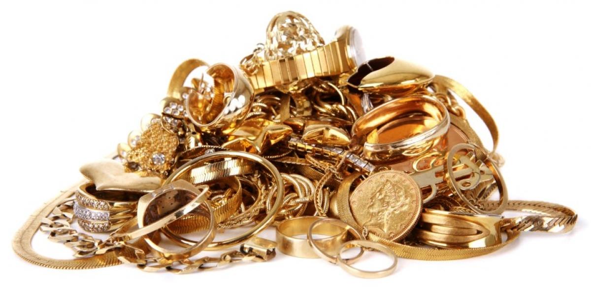 Priimame auksą, sidabrą ir jų gaminius